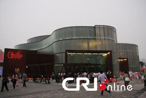 智利馆举办当代建筑展 揭示如何抗8.8级地震