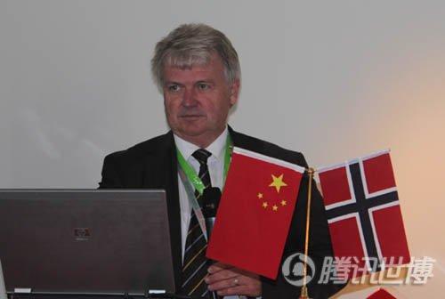 挪威高新中小企业欲借世博平台驶向亚洲(图)