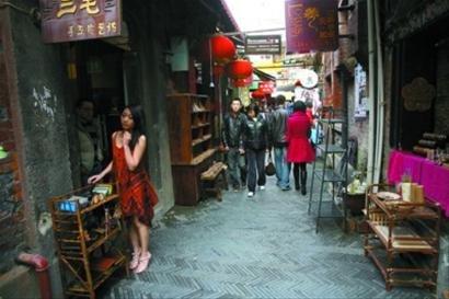 """深圳""""城中村""""走进世博园 展示深圳城市内涵"""
