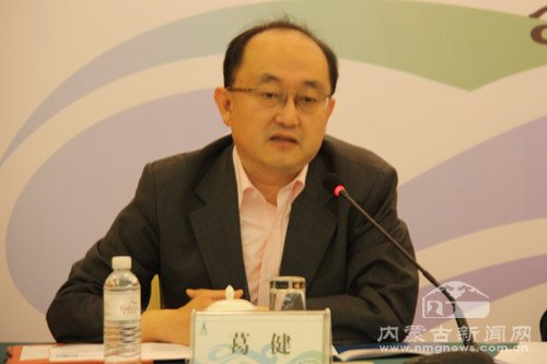 内蒙古馆副馆长:展示内蒙古丰富旅游资源