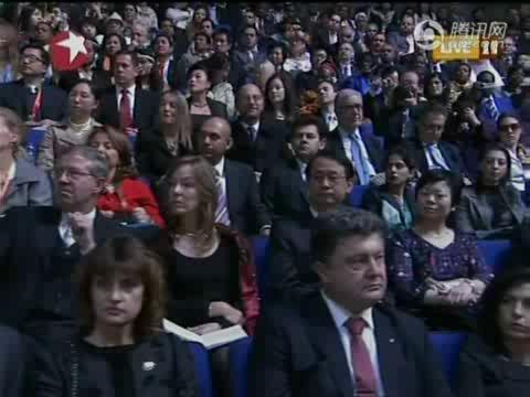 视频:世博会闭幕式举行 王岐山出席并致辞