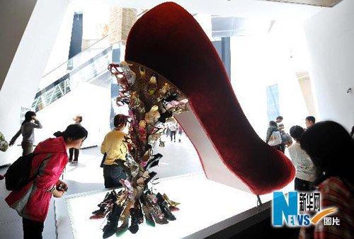 意大利馆古典与现代交汇 流动展区呈意式生活