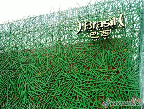 卡卡世界杯后或现身巴西馆 排队可用手机踢球