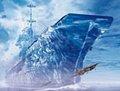 """组图:揭秘英国""""冰航母"""" 比核航母还大"""