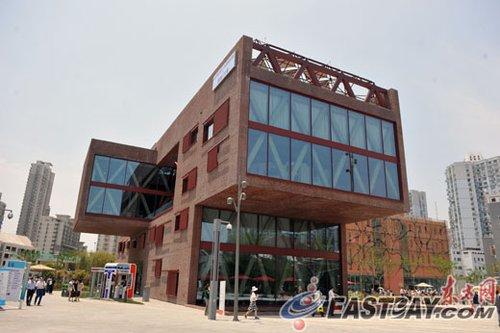 汉堡之家开馆 汉堡市长称最节能的楼房在上海