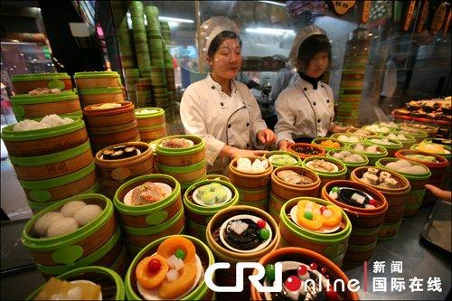 上海的味道:让人垂涎欲滴的城隍庙小吃