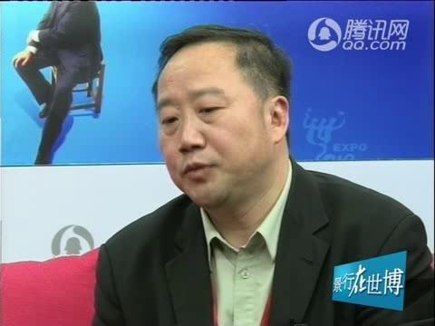 视频:世博会开幕式总导演滕俊杰解密开幕式