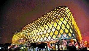 卢森堡馆沙特馆法国馆拉选票 争当最美展馆