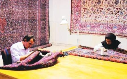 伊朗视地毯为传家宝 名贵地毯比黄金贵