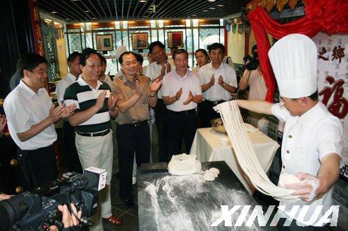 鲁菜烹饪世博园助阵大师飘香福山北京美食节好吃美食烟台图片