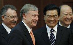 世博:中国外交良机