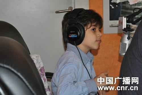 """上海世博最小志愿者参与""""音乐世博汇""""(图)"""