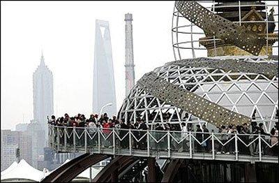 国际舆论盛赞世博会:沟通中国与世界的桥梁
