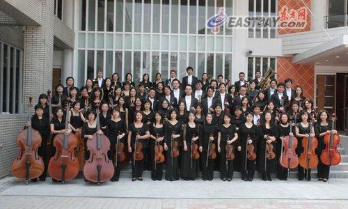 台湾交响乐团九月中旬造访上海 将献演台湾馆