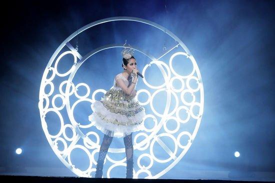 萧亚轩将登陆世博文化中心 上海个唱昨日开票