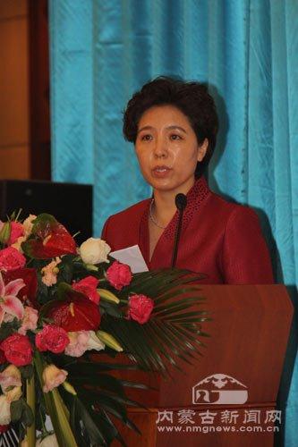 世博会内蒙古活动周草原文化推介会在上海举行