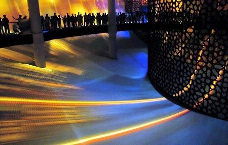 世博A区展馆电影报告:沙特馆让您忘记阿凡达