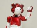 高清:日本推出滚轴机器人 可当导游和保安