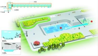 鹿特丹案例讲治水智慧 少雨时储水暴雨时排水