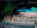 高清:上海世博会开幕式在世博文化中心举行