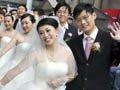 旅游节上演玫瑰婚典