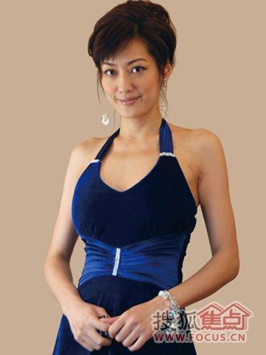 孟广美吉杰现身世界精英模特大赛东北区决赛