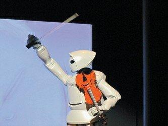 机器人上得厅堂下得厨房 自然能源代替汽油