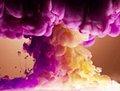 高清:颜色入水的绝美瞬间 神奇而瑰丽