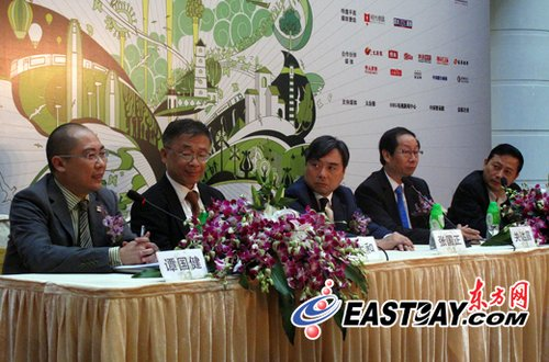 在沪港商评选年度人物 表彰爱上海的香港人