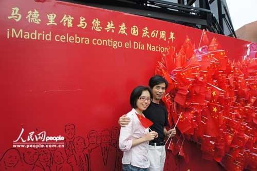 马德里馆CEO给上海世博打满分 盛赞中国馆