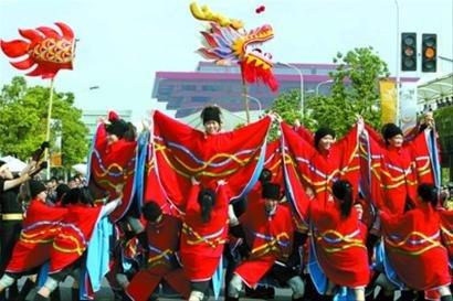 香港周展示经典动漫角色 麦兜步惊云惹人喜爱