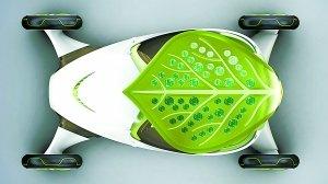汽车馆内探秘概念车 自动驾驶技术前景展望