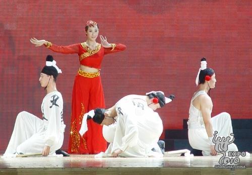 上海世博会重庆活动周开幕 展示巴渝风情画卷