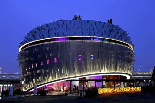 最后的音乐盛典 新加坡馆演绎华丽终曲