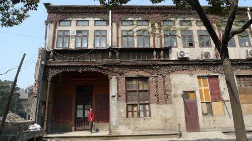 世博浦西产业历史建筑的保护与再生