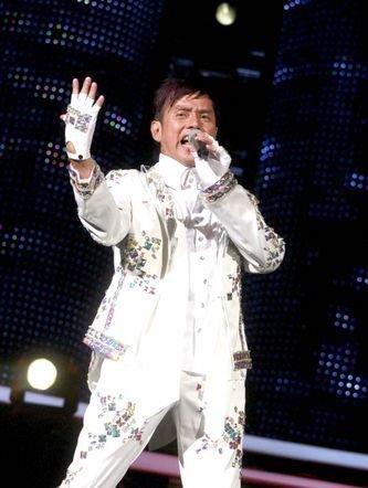 谭咏麟最爱中国馆 演唱会要开到八十岁