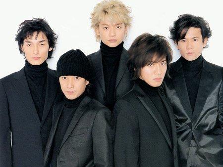 日本人气团体SMAP将在世博进行首次海外演出