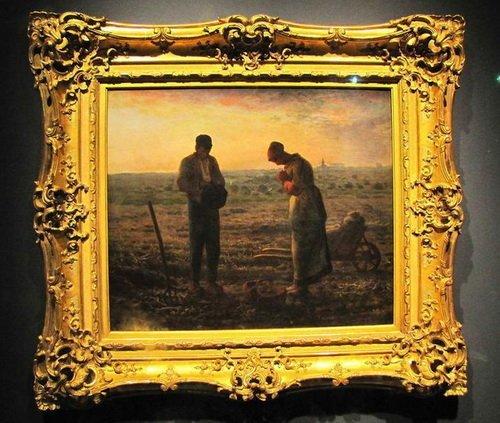 法国6幅名画首聚世博 近距离感受艺术魅力