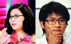 陈文茜的80年代和韩寒的10年代