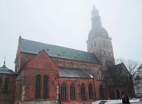 波罗的海地区最大的教堂