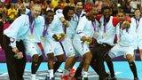 伦敦奥运第299金 男子手球 法国队