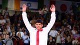 视频:伦敦奥运第18金 男子柔道66kg阿什维利