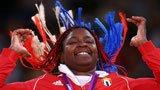 伦敦奥运第101金 柔道78公斤级奥尔蒂兹