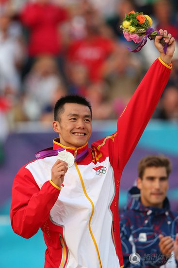 曹忠荣首夺现代五项银牌 创中国奥运新历史