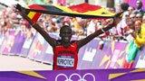 伦敦奥运第288金 男子马拉松 基保堤