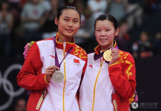 王仪涵:流泪不是因丢金牌 银牌也是一种回报