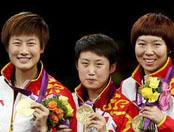 乒乓球女团