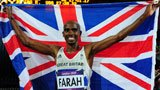 伦敦奥运第137金 男子10000米法拉
