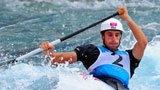伦敦奥运第42金 激流回旋男单划艇埃斯坦盖