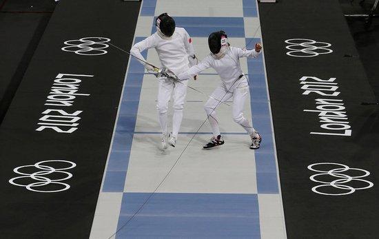 现代五项陈倩列第5 立陶宛摘伦敦奥运最后1金